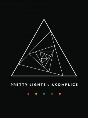 From The Mountains Of Colorado To Travels That Have Taken Them The World  Over, Pretty Lights And Akomplice Are Cut From The Same Cloth.
